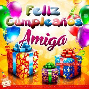 feliz cumple amiga carta_Feliz cumpleaños