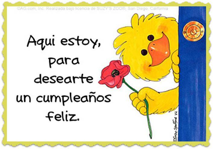 Картинки смешные, открытки с днем рождения на испанском языке с переводом