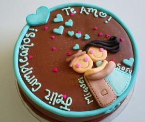 Pasteles de cumpleaños imágenes
