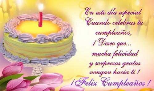 Frasespara cumpleaños