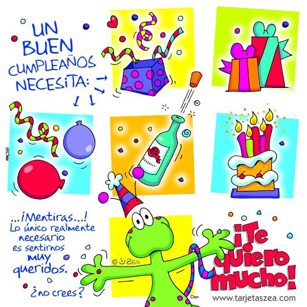 Imagenes de tarjetas para cumpleaños