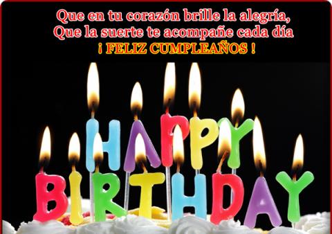 Tarjetas de cumpleaños para descargar gratis, imagenes