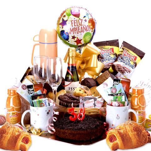 Regalitos para cumpleaños, variados