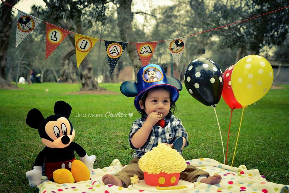 Cómo celebrar el primer año de un niño, ideas