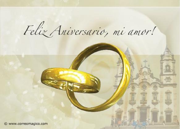 Aniversario de bodas frases