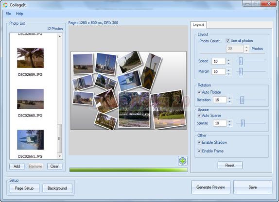 Collage de fotos programas gratis