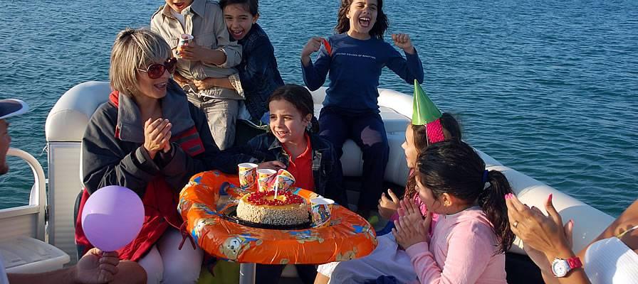 Como celebrar un cumpleaños