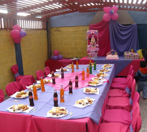 Fiestas De Cumpleaos En Casa Casa De Fiestas Despedidas Cumpleaos - Preparativos-para-cumpleaos-infantil
