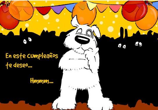 Deseos feliz cumpleaños