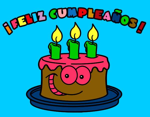 Felicidades de cumpleaños facebook