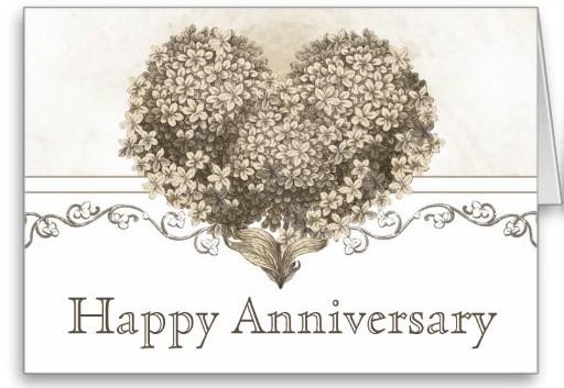 Felicitaciones por aniversario bodas