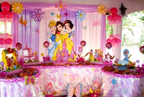 Feliz cumpelaños fiestas decoracion