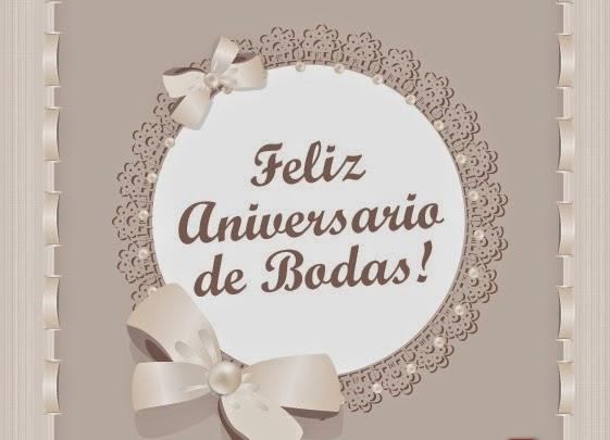 Feliz Aniversario De Casados: Feliz Aniversario De Boda