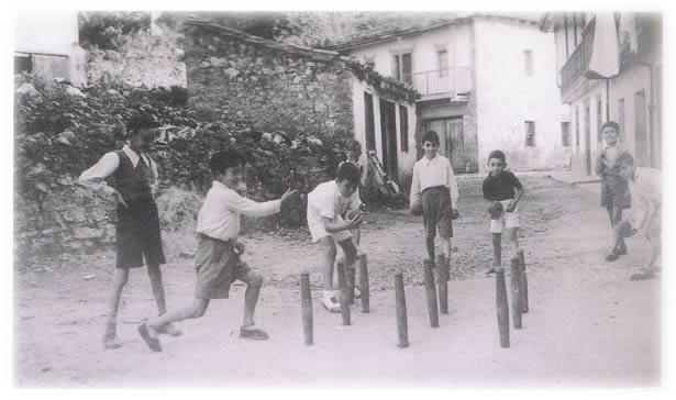 Fotos antiguas juegos
