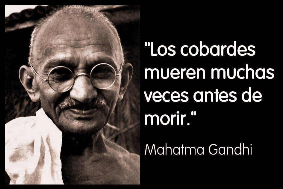 Frases de Gandhi esfuerzo