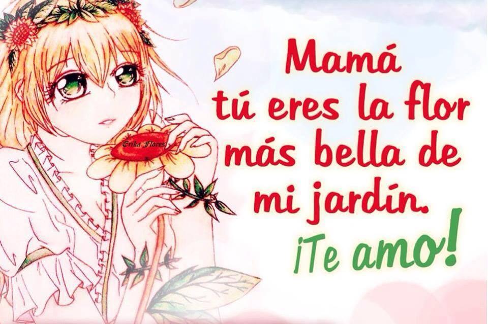 Frases hermosas madre