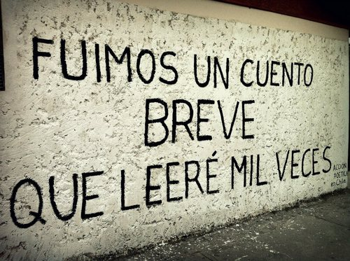Frases poeticas chile