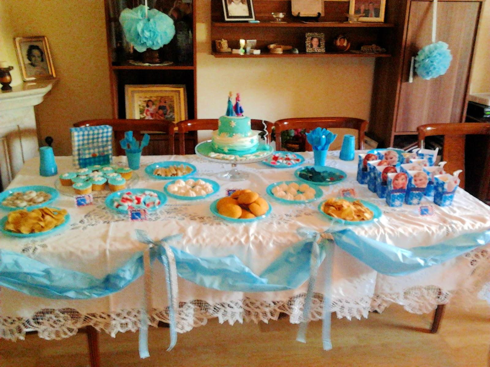 Ideas apara ahorrar al organizar fiesta infantil - Decoracion cumpleanos adultos en casa ...