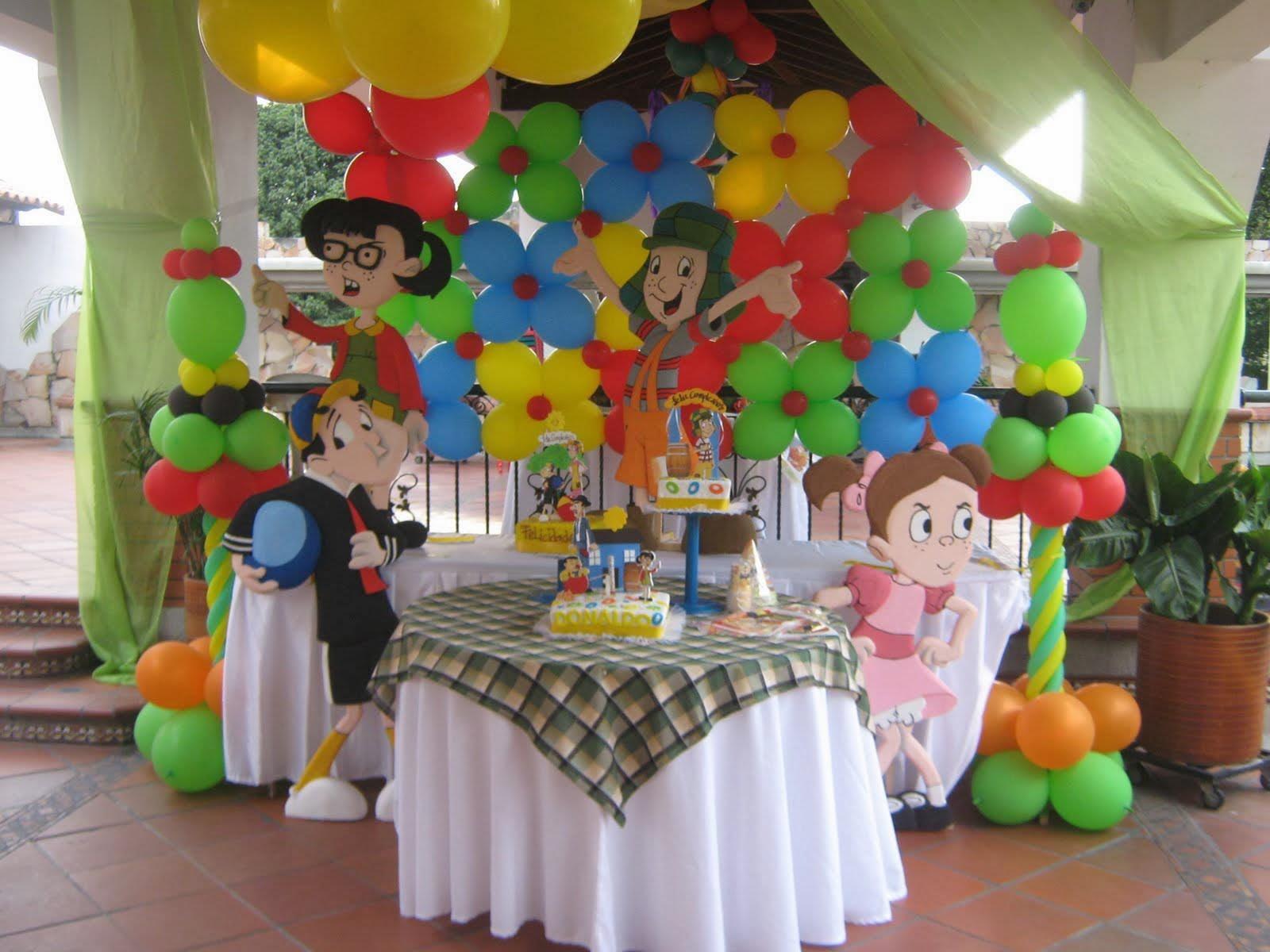 Ideas apara ahorrar al organizar fiesta infantil - Idea de decoracion ...