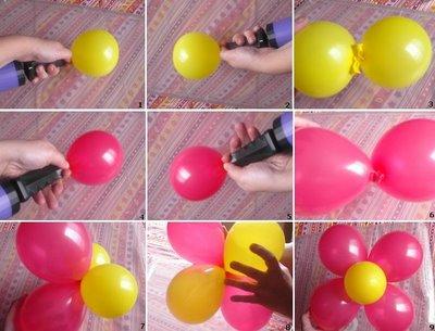 Ideas para decorar un globo para un cumpleaños, fotos