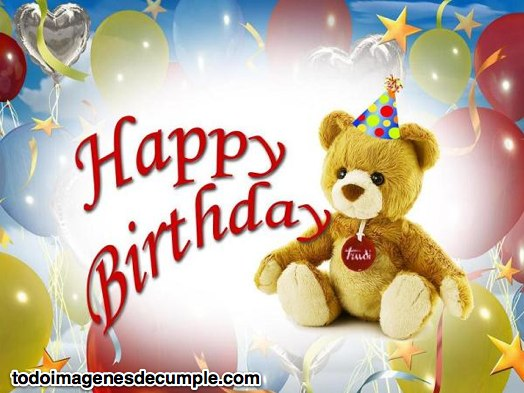 Imágenes de cumpleaños para un amor para alguien especial