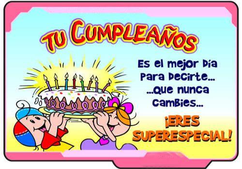 Imágenes de feliz cumpleaños para regalar gratis