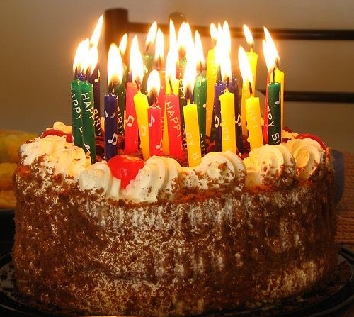 Imágenes tortas de cumpleaños bien ricas para regalar