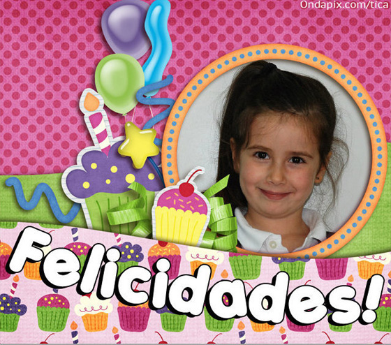 Imagen de felicitaciones de cumplea os - Felicitaciones cumpleanos infantiles ...