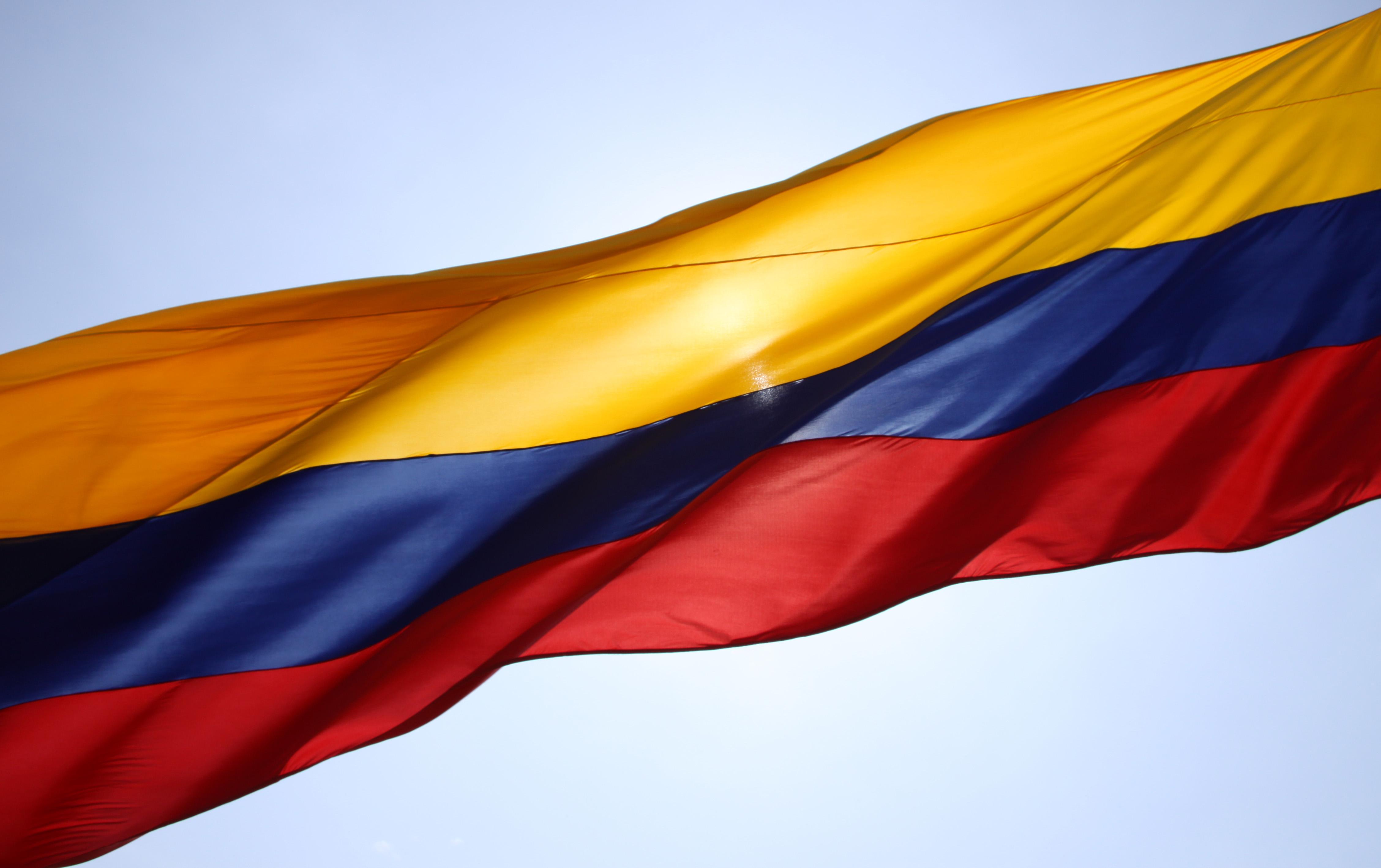 Imagenes de Colombia bandera