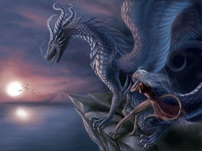 Imagenes de dragones alados