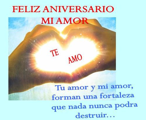 Imagenes De Aniversario De Amor
