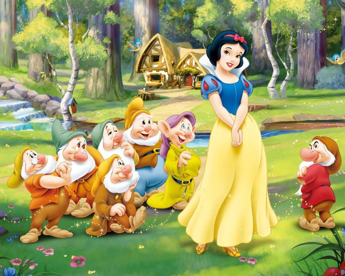 Imagenes de princesas blanca nieves