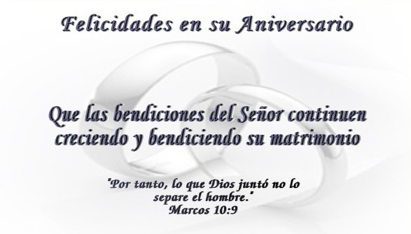 Mensajes Para Aniversario De Bodas: Mensajes De Aniversario De Matrimonio