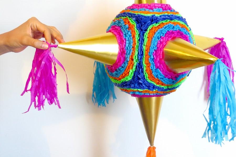Pasos Para Hacer Una Piñata