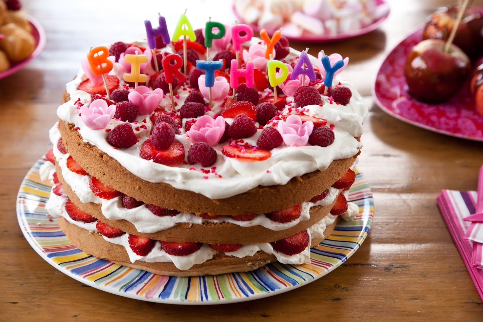 Imágenes Pasteles Bonitos Para Cumpleaños: Bonitos Pasteles De Cumpleaños Para Regalar