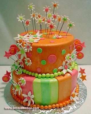 Pasteles de cumpleaños imágenes para una amiga