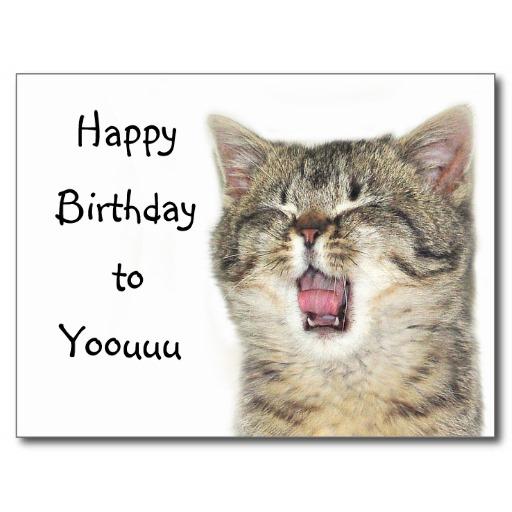 Postales feliz cumpleaños animales