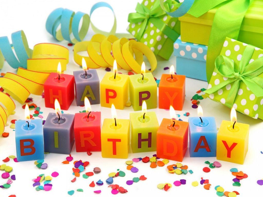 Saludos de cumpleaños para un hijo