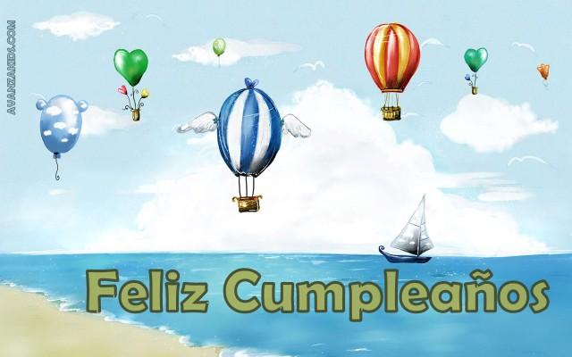 Tarjetitas cumpleaños