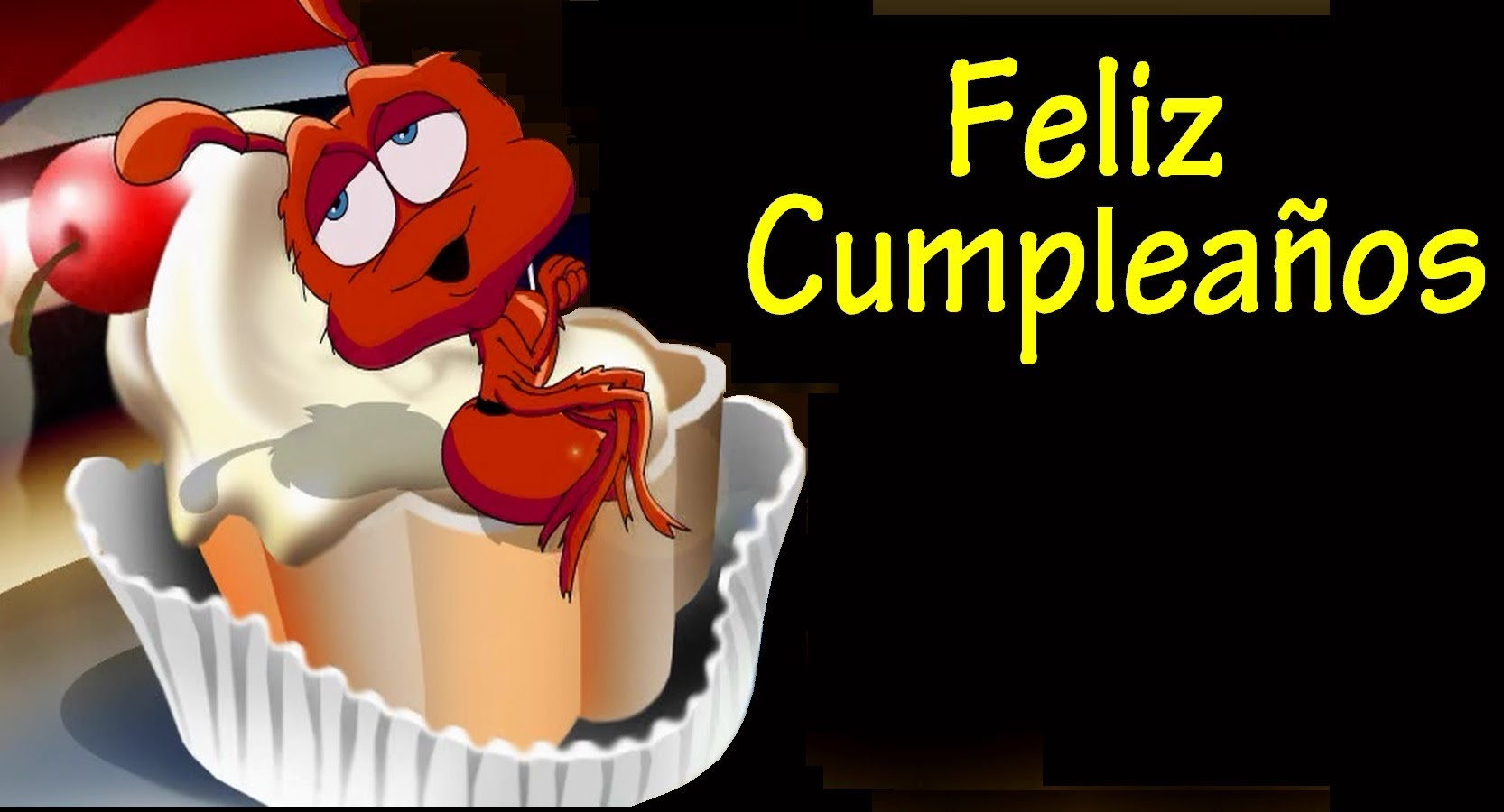 Feliz Cumpleanos Video Animado.Videos De Cumpleanos