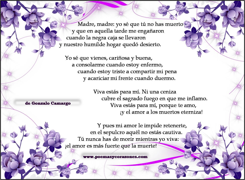 Poemas De Amor Para Mama